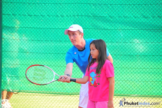 Outrigger Laguna Phuket Tennis Centre Open Day
