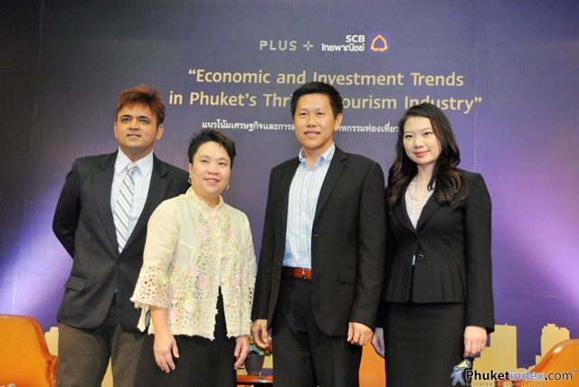"""Economic and Investment Trends in Phuket's Thriving Tourism Industry"" Seminar"