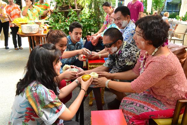Sawasdee Songkran 2014 at The Kee Resort & Spa