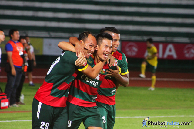 Phuket FC Vs Nakhon Pathom