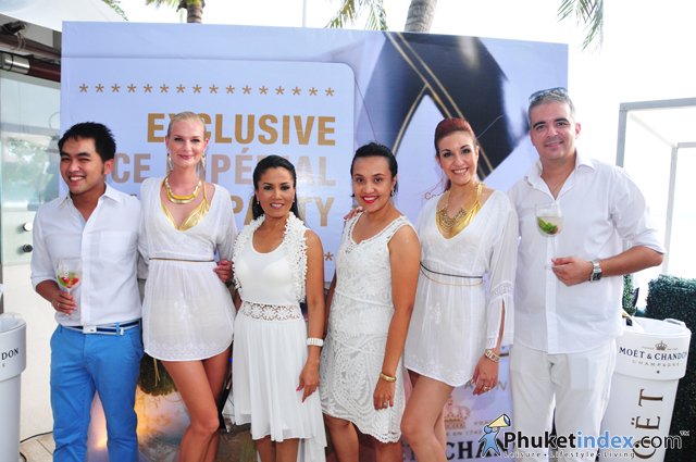Moët Ice Impérial Launch Party at Catch Beach Club