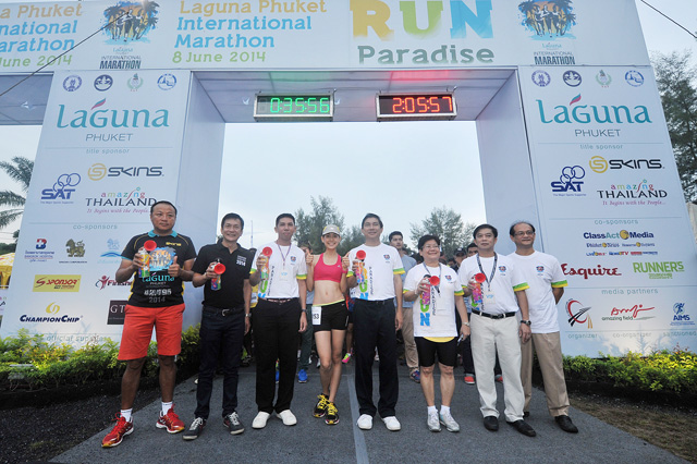 9th Laguna Phuket International Marathon