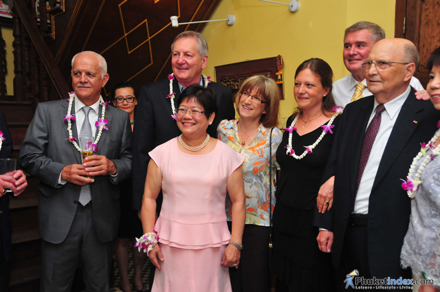 Welcome a new Phuket's Honorary Consul