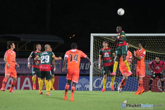 Phuket FC Vs Nakhon Ratchasima F.C.