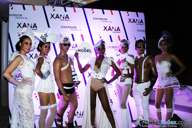 Chandon Summer launch at XANA Beach Club
