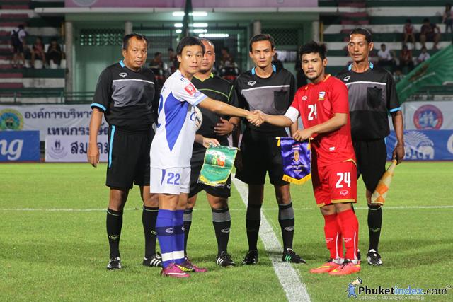 Thailand Vs Phuket FC