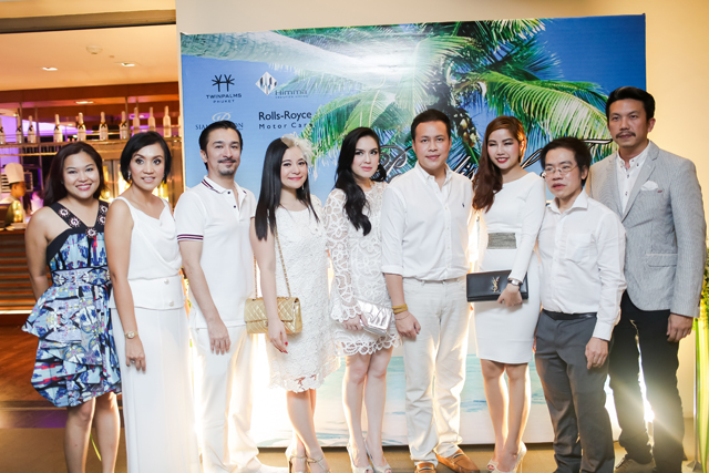 Paradise of Taste, Corporate & Networking Party