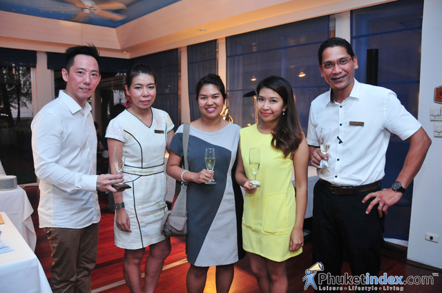 Oyster Bay Wine Tasting at Dusit Thani Phuket