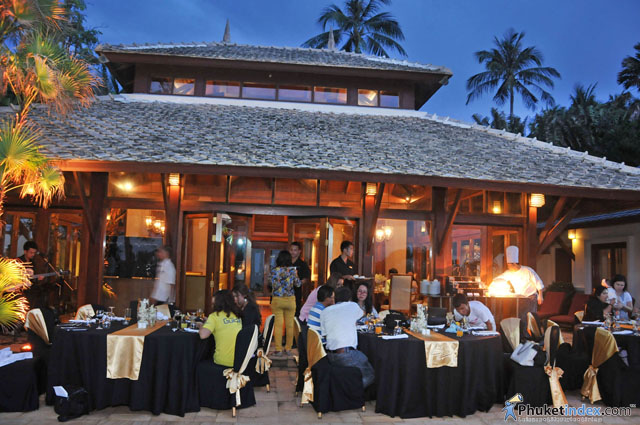 JW Marriott Phuket's Gourmet Weekend Press Conference