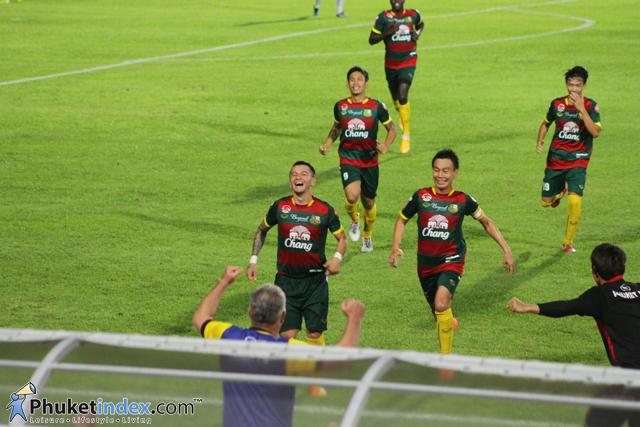 Phuket FC Vs Siam Navy