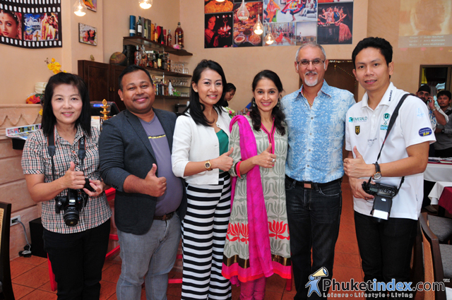Launching Bollywood Phuket Restaurant & Bar