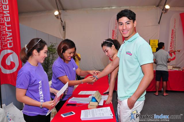 2014 Challenge Laguna Phuket Tri-Fest Media Lunch and Press Conference