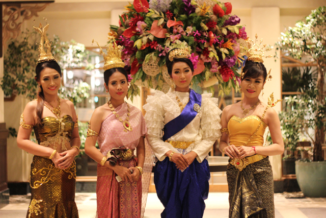 Loy Krathong at Dusit Thani Phuket