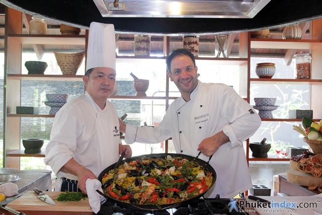 JW Marriot Phuket Resort & Spa Gourmet Weekend Day 1