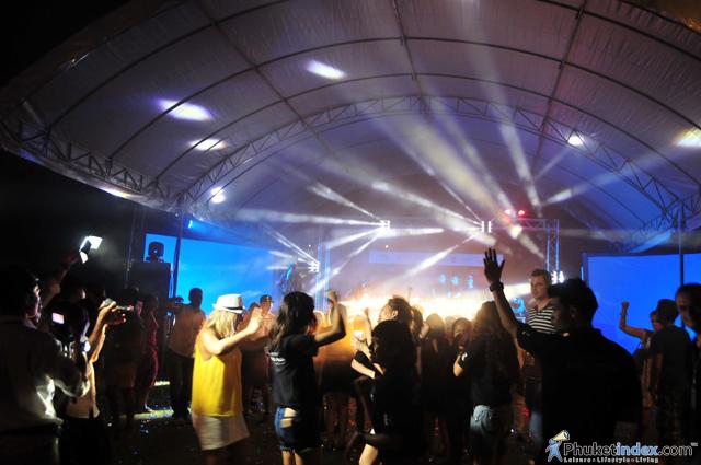 Rhythm of Sound at Renaissance Phuket Resort & Spa