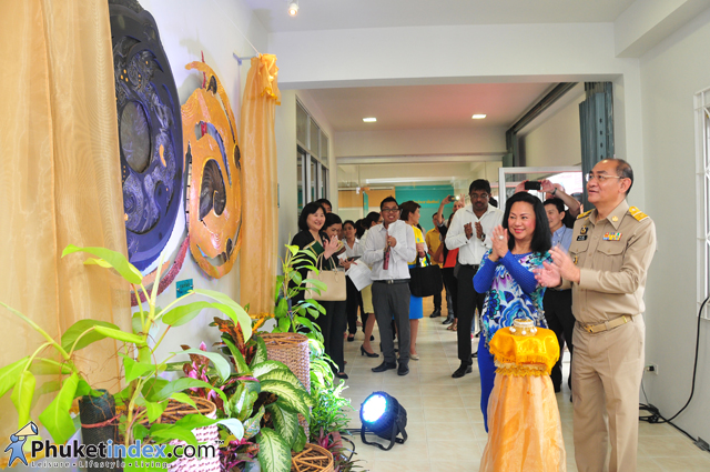 Laguna Phuket Community Learning Centre Press Launch