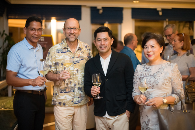 Domaine E.Guigal' Wine Dinner at Dusit Thani Laguna Phuket