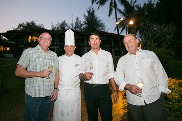 Dusit Thani Laguna Phuket hosts 'The Taste of Siam' Wine Dinner