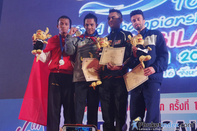 Closing ceremony of 16th World Pencak Silat Championship 2015