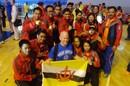 Closing ceremony of 16th World Pencak Silat Championship 2015 image 2