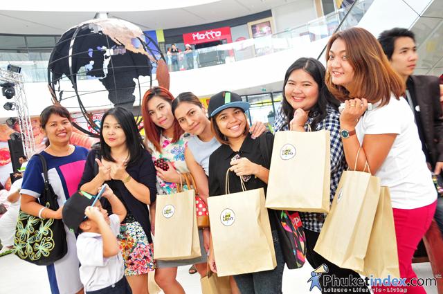 Limelight Avenue Phuket Opening