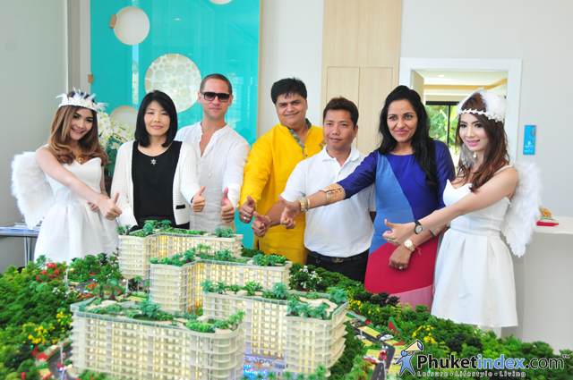 "Porch Land Group officially Launched ""Seven Seas Condo Resort Phuket's Sales Gallery"""