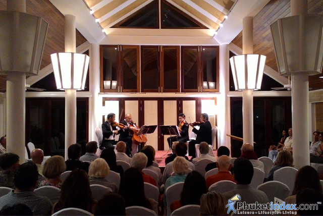 Classical Music Concert at Mom Tri's Villa Royale