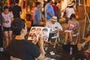 Phuket Old Town Sketchwalk 2015 image 2