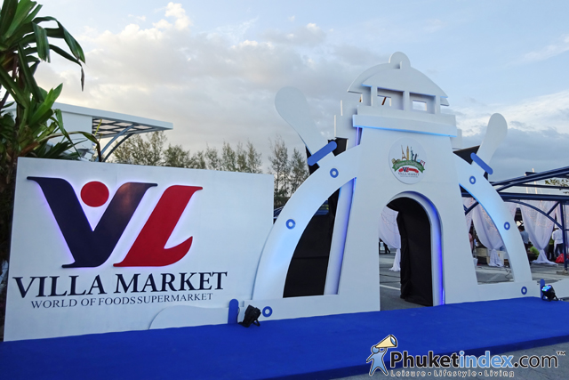 Grand Opening of Villa Market at Boat Lagoon branch
