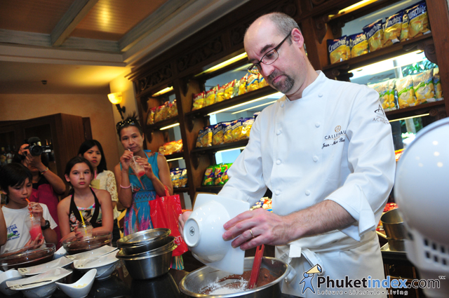Celebrating Classic Belgian Gourmet Chocolate of Legend at JW Marriott Phuket Resort & Spa