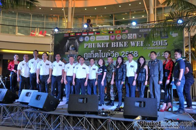 Phuket Bike Week Press Media Super Party 2015