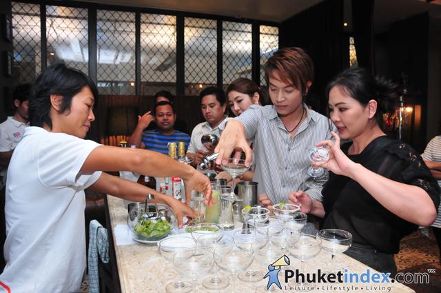World Class Thai Mixologist Show