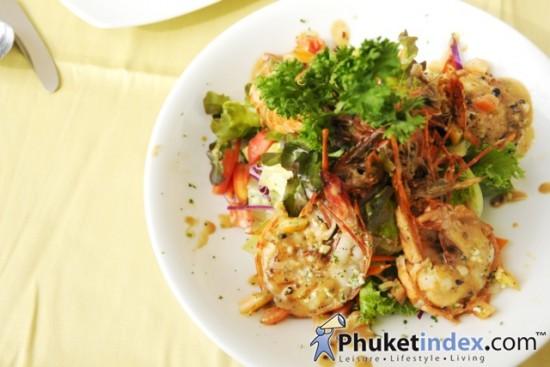 Concave Restaurant @ Patong beach