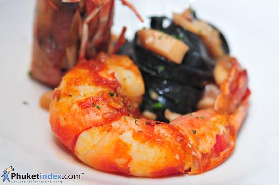 Special Phuketindex.com dinner at La Gritta Italian Restaurant
