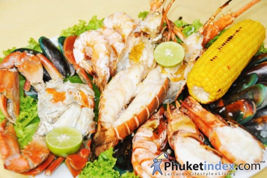 Savoey Seafood Restaurant at Patong Beach Phuket