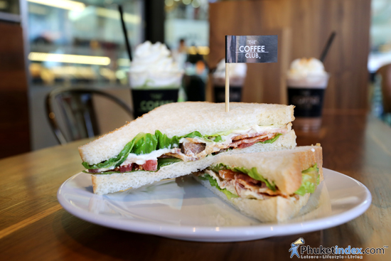 The Coffee Club @ Phuket Square Zone Jungceylon Shopping Complex