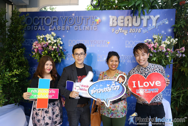 """Beauty in the Party""at Doctor Youth Medical Laser Clinic"