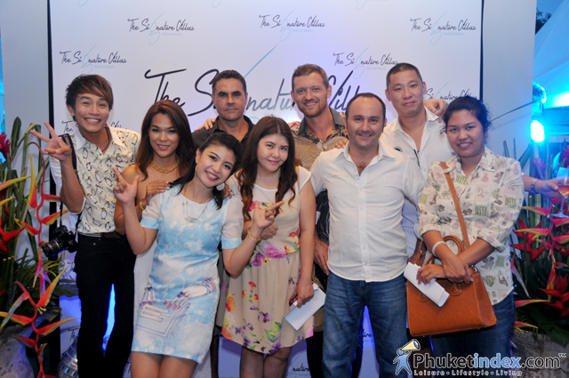Grand Opening The Signature Villas