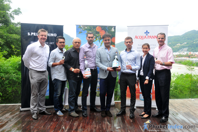 Master ClassWater Wine and Food The Art of Paring at Amari Phuket