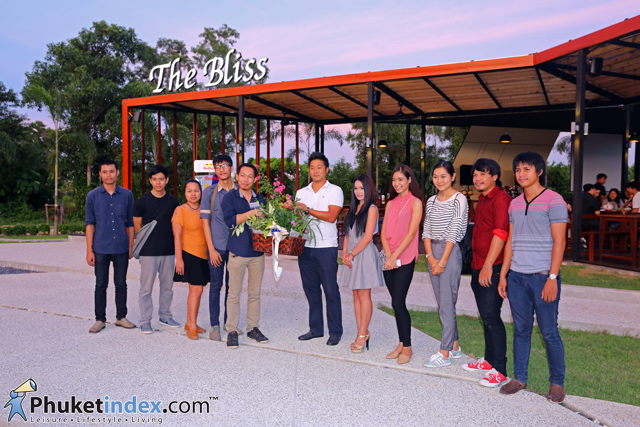 "Soft Opening ""The Bliss Bar & Restaurant"" at Boat Plaza, Samkong"