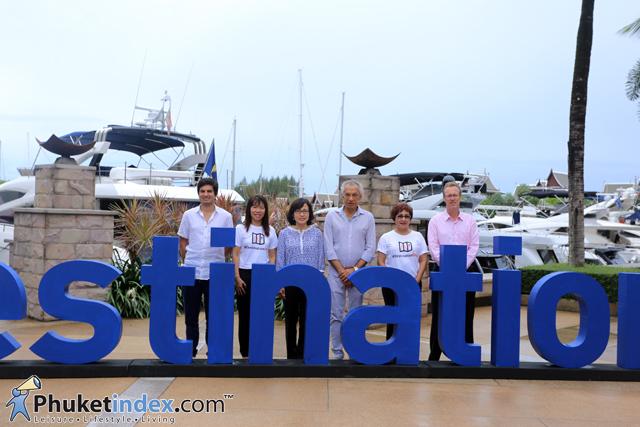 Royal Phuket Marina launched of DestinationRPM campaign