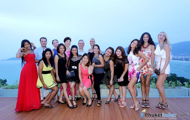 PP & FL Sunset Drink at Amari Phuket
