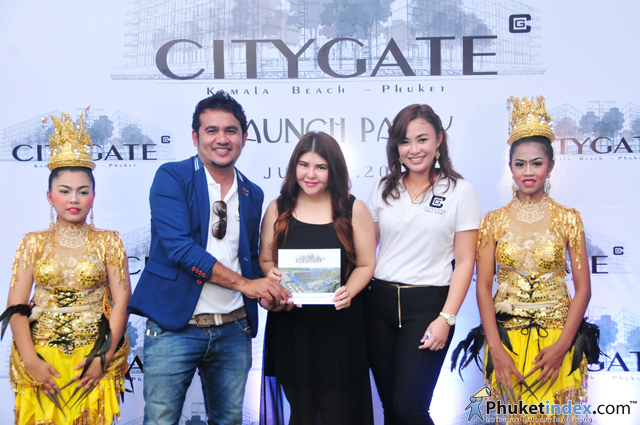 Launch Party Citygate Condominium in Kamala Phuket