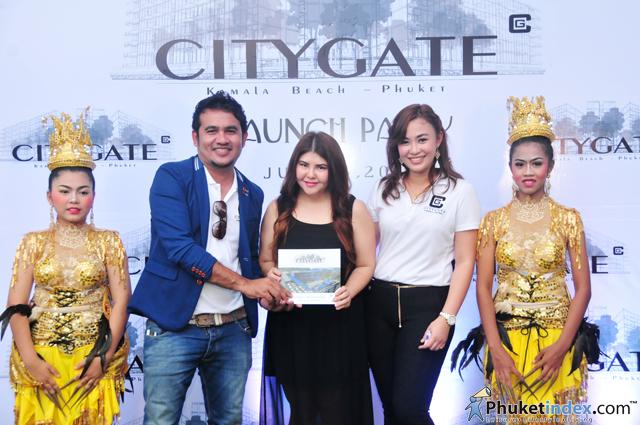 Launch Party Citygate Condominium in Kamala Phuket