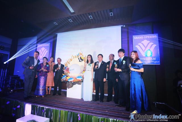 Grand Opening Wyndham Sea Pearl Resort Phuket