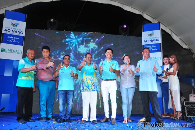 Grand Opening The Emerald Ao Nang Condo, Krabi