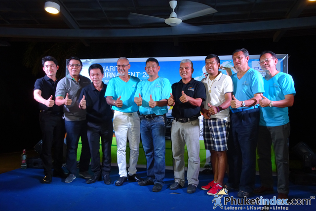 P-Rea Charity Golf Tournament 2015
