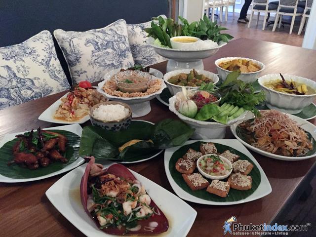 Soft Opening Tu-Kab-Khao Restaurant in Phuket Town