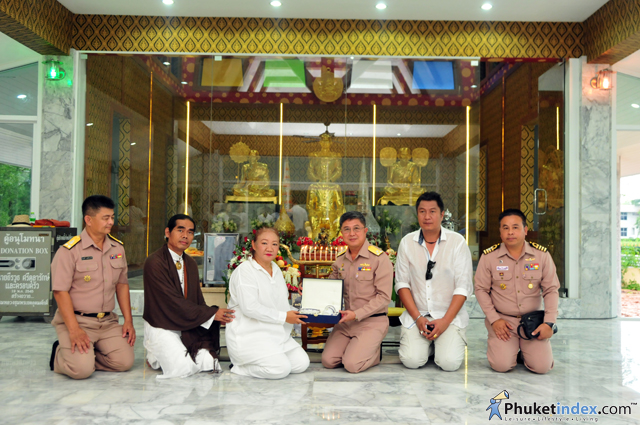 Worship Ceremony to Prince Abhakara Kiartivongse at Sapanhin Phuket
