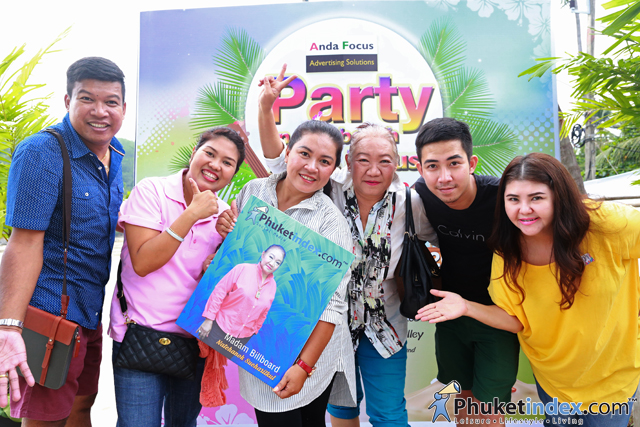 Anda Focus Party on The Beach at Ship Inn Bar & Restaurant, Ao Yon